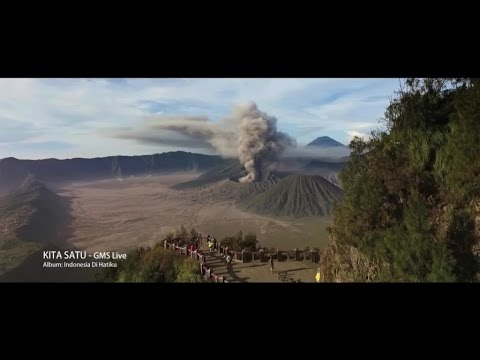 GMS Live - Kita Satu - Indonesia Di Hatiku Album