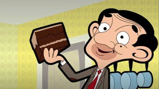 CHOCOLATE Bean | (Mr Bean Cartoon) | Mr Bean Full Episodes | Mr Bean Comedy