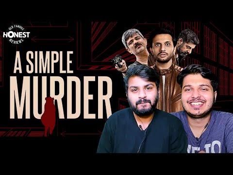 Honest Review - A Simple Murder | Zain Anwar,  Shubham Gaur, Rajesh Yadav | Sony Liv | MensXP