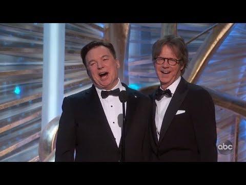 Oscars 2019 - Dana Carvey And Mike Myers Introduce BOHEMIAN RHAPSODY - 24/02/2019