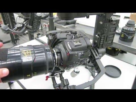Dji Ronin Cinemilled Steadicam Armpost Adaptor Tutori