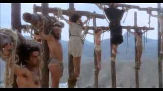 Life of Brian - Long Ending Scene Crucifixion