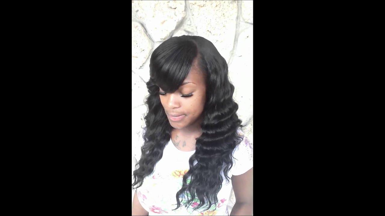 Jada Hair Junky French Twist Black Star Quick Weave Youtube