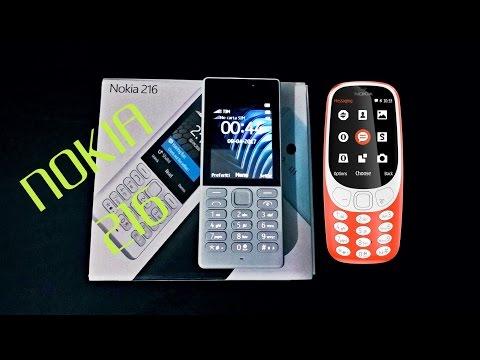 REVIEW NOKIA 216 | NOKIA 3310 PREVIEW