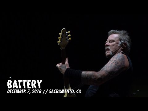 Metallica: Battery (Sacramento, CA - December 7, 2018)