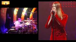 Schiller & Jette Von Roth Drifting and Dreaming Live HD