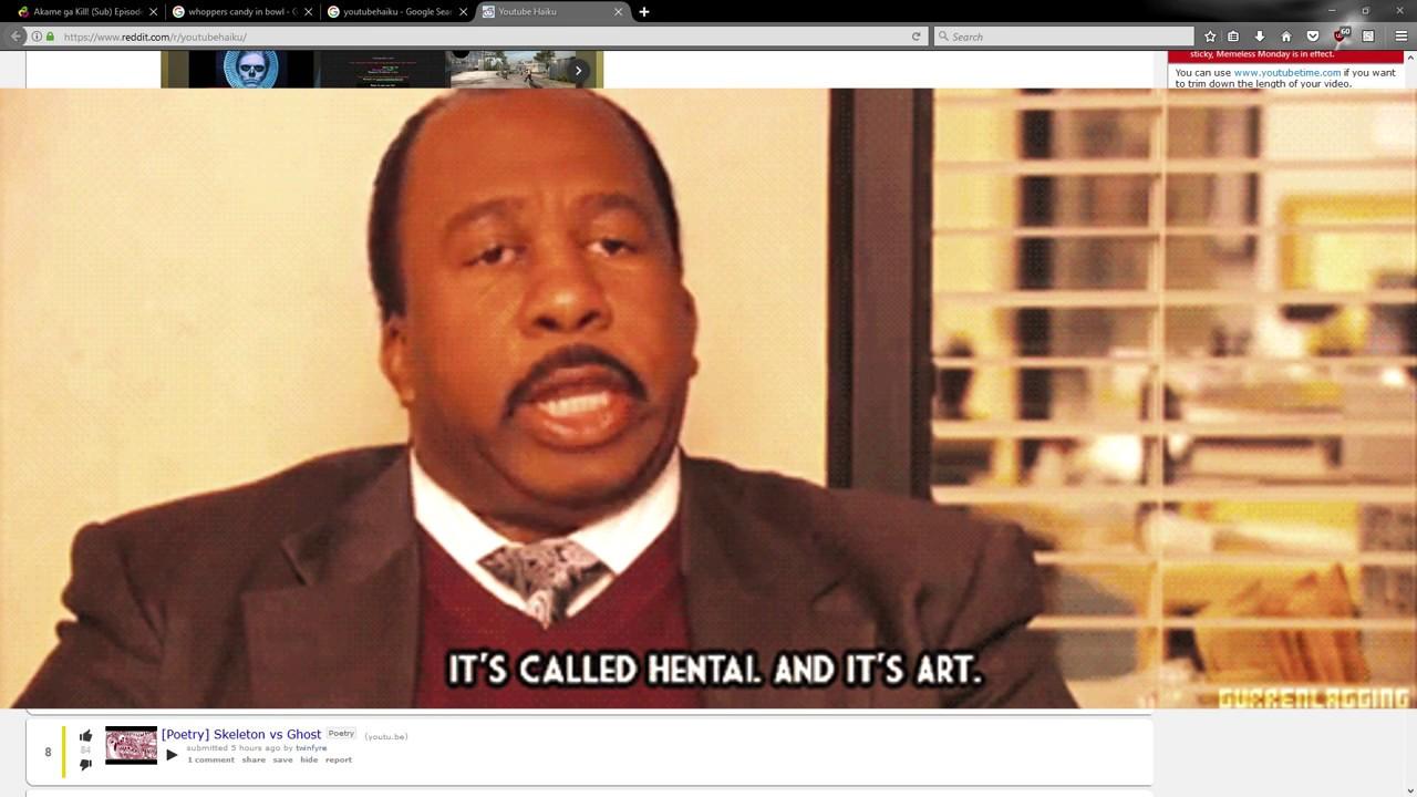 The Office Hentai Scene
