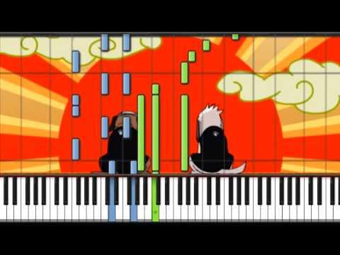Parade (Naruto Ending 12) Piano Cover - Chaba (Sheet Music)