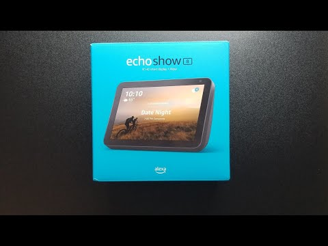 Amazon Echo Show 8 Unboxing & Review!!!