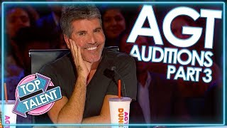 Download Simon Cowell's GOLDEN BUZZER Week on America's Got Talent 2019 | Part 3 | Auditions | Top Talent Mp3 and Videos