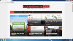 How To Remove Remove DNS Unlocker from chrome, firefox, IE