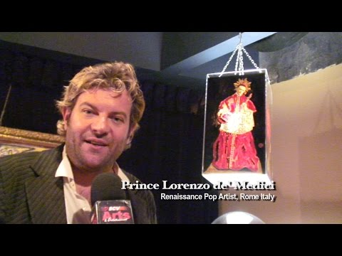 Prince Lorenzo de' Medici - The Prince, the Renaissance Pop Artist