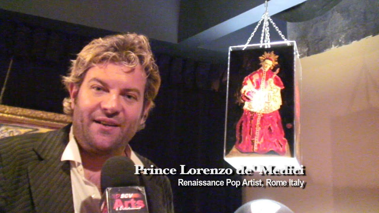 Prince lorenzo de? medici