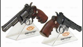 Честный обзор револьвера GLETCHER SW R25