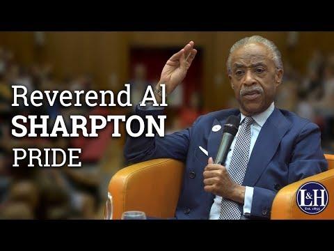 Reverend Al Sharpton: My biggest achievement (2017) | UCD Literary & Historical Society