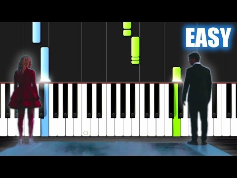 Martin Garrix & Bebe Rexha - In The Name Of Love - EASY Piano Tutorial by PlutaX