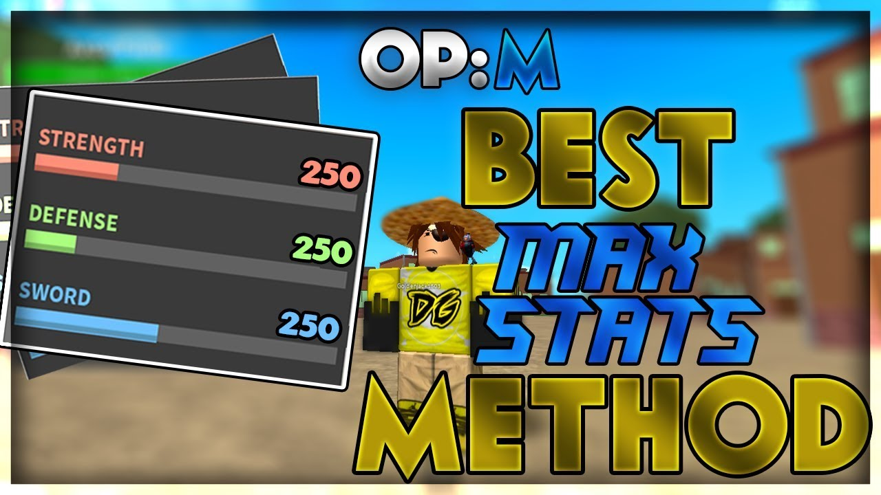 Best Method To Get Max Stats In One Piece: Millennium - best way to get  strong - Roblox