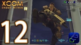 XCOM: Enemy Within Walkthrough - Part 12 - Alien Abductions - Kansas City