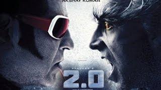 Robot 2.0 teaser first look | rajinikanth, akshay kumar, amy jackson, shankar | trailer