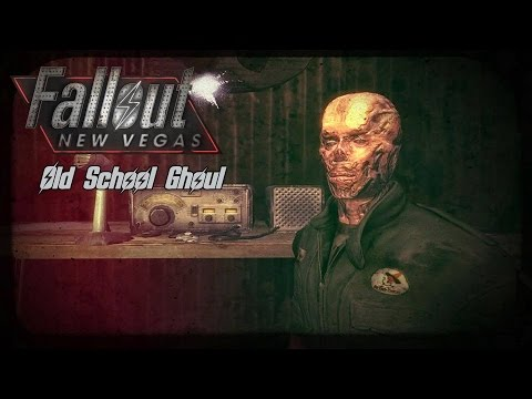 Fallout: New Vegas - Raul Companion Quest - Old School Ghoul