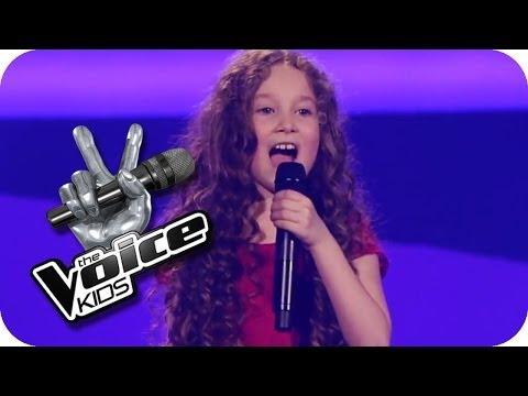 Anna Netrebko - O Mio Babbino Caro (Emmie Lee) | The Voice Kids 2014 | Blind Audition
