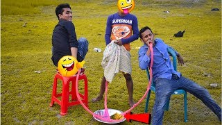 Must Watch Funny😂 😂Bangladesh Funny Village Boys - Comedy Videos 2019 - Funny Vines - SN FUN TV
