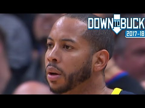 Devin Harris 20 Points Full Highlights (4/5/2018)