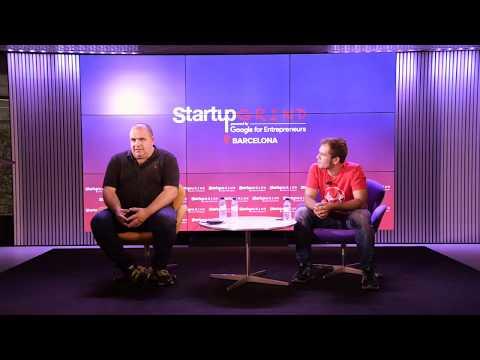 Startup Grind Barcelona hosted Carlos Blanco