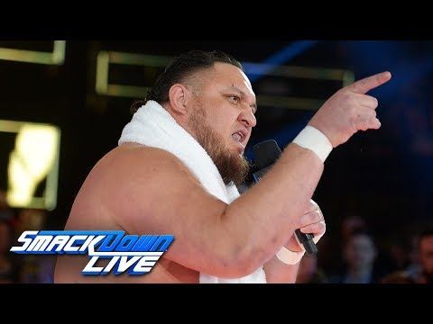 Samoa Joe ruins Jeff Hardy's 20th anniversary celebration: SmackDown LIVE, Nov. 27, 2018 Mp3