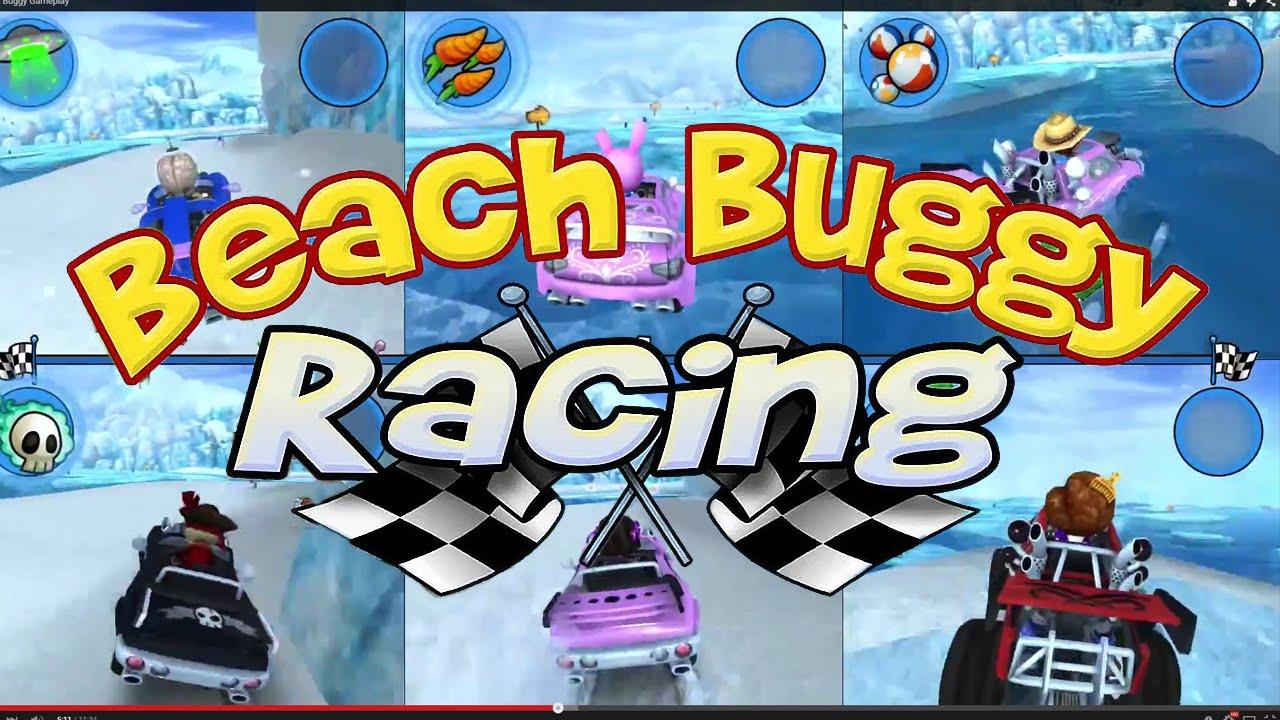 6 PLAYER Splitscreen XBOX ONE Beach Buggy Racing GAMEPLAY Whole Tournament YouTube