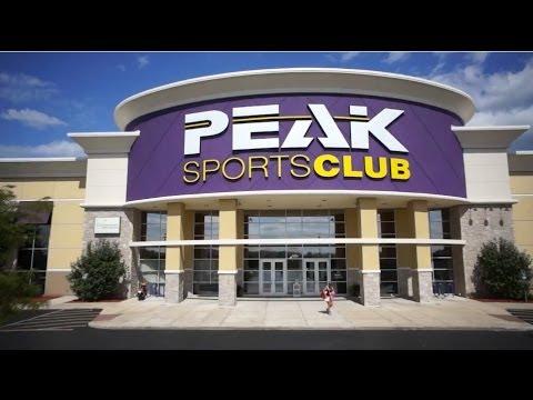 Peak Sports Club Outdoor Pool