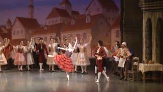 バレエ ドンキホーテ1幕 キトリ登場シーン 2014年オーロラバレエ発表会