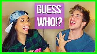 YOUTUBERS FIRST TWEET GAME!
