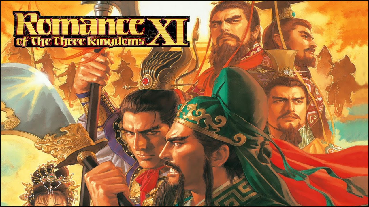 New Romance of the Three Kingdoms - Apps on Google Play