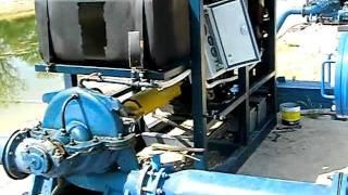 Смотреть видео насосная дизельная станция