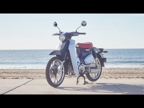 2019 Honda Super Cub C125 MC Commute Review