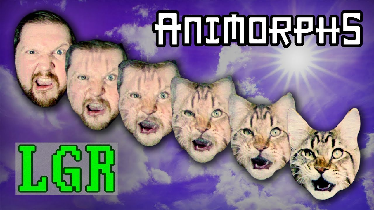 """Here's How Those Hilarious and Surreal """"Animorphs"""" Covers Were Made"""