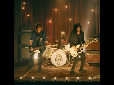 "Ex-Guns N Roses guitarist Gilby Clarke new song ""Rock N Roll Is Getting Louder"" off The Gospel Truth"