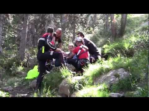 My holiday accident in Andorra