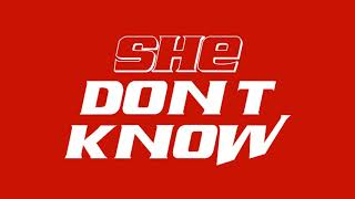Denmarc Creary // She Don't Know [Lyric Video]
