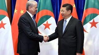 اتفاق جزائري صيني لإستغلال منجم غار جبيلات أحد أكبر مناجم الحديد في العالم  بقيمة 15 مليار دولار