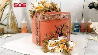 Best Cake Decorating Design Ideas 2019 (506) Học Làm Bánh Kem Nhanh - Lan Của Hoàng Hôn (506)
