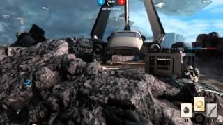 StarWars Battlefront Beta Gameplay