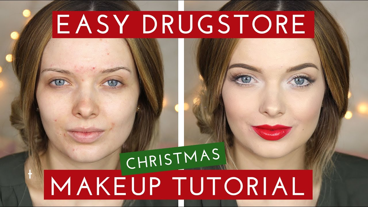Easy makeup tutorial