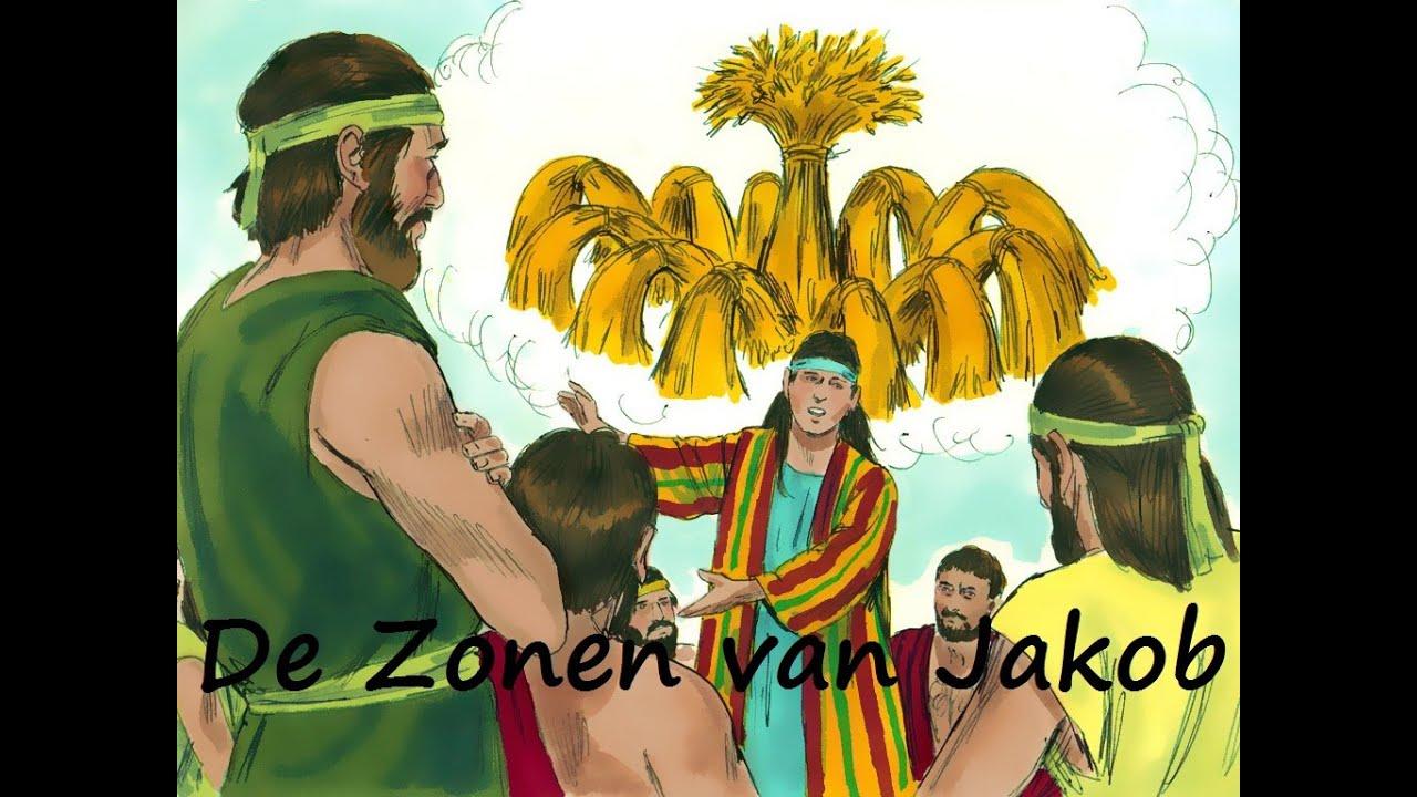 Uitzonderlijk De Bijbel voor Kids ( 14 ) - De Zonen van Jakob - YouTube &EP43