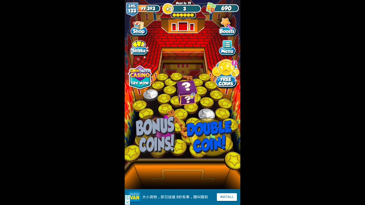 Best Coin Dozer Boost Ever?!