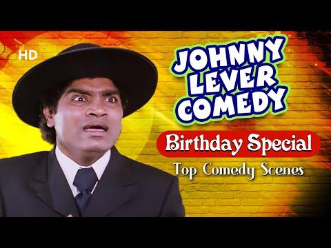 Happy Birthday Johnny Lever - जॉनी लीवर कॉमेडी हिट्स  - Best Comedy Scenes | Hindi Movies