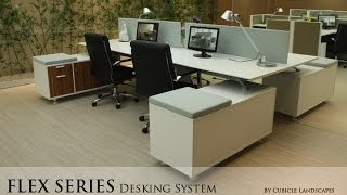 Flex Desking System, Cubicles,  Workstation, Modular Office Furniture, 888-993-3757 Ext.302