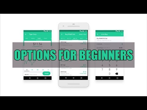 Robinhood Option trading for Beginners (tips and tricks to make money)