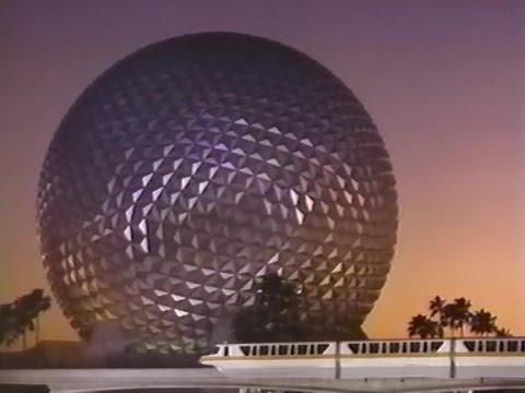WDW Resort TV 1995 | Disney World Network | Direct Capture